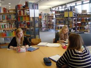 Foto Bibliothek 1