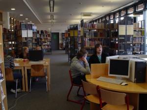 Foto Bibliothek 2