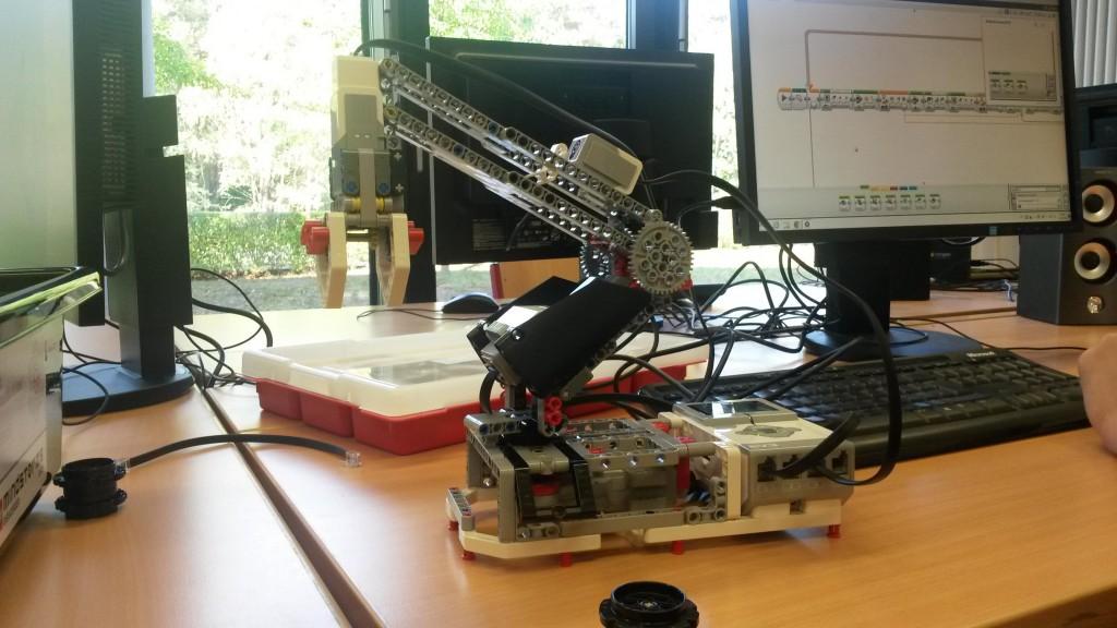 lego roboter 2